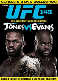 UFC 145 : Jones vs Evans - DVD