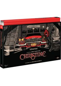 Christine (Édition Coffret Ultra Collector - 4K Ultra HD + Blu-ray + DVD + Livre) - 4K UHD