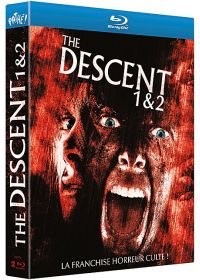 The Descent 1 & 2 - Blu-ray