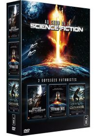 Au coeur de la Science Fiction - Coffret - Space Battleship + Southland Tales + Outlander (Édition Limitée) - DVD