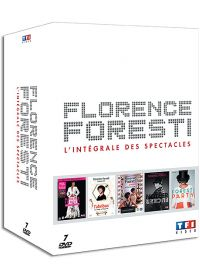 Florence Foresti - L'intégrale des spectacles - 7 DVD (Pack) - DVD