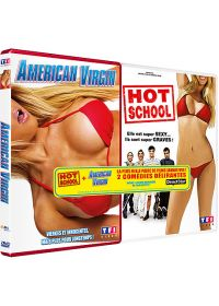 American Virgin + Hot School (Pack) - DVD