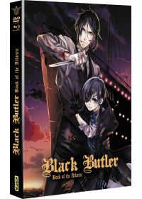 Black Butler - Book of the Atlantic (Combo Blu-ray + DVD - Édition Limitée) - Blu-ray