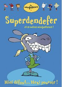 Les Minijusticiers - Vol. 1 : Superdefender - DVD