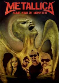 Metallica - Some Kind of Monster - DVD