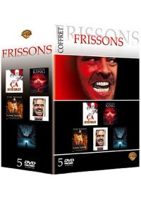 Frissons - Coffret - Ça + Rose Red + La ligne verte + Shining + Dreamcatcher - DVD