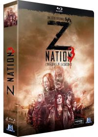 Z Nation - Saison 3 - Blu-ray