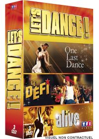 Coffret - Let's Dance (Pack) - DVD