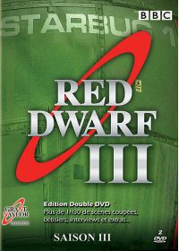 Red Dwarf - Saisons III - DVD