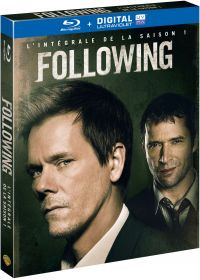 The Following - Saison 1 (Blu-ray + Copie digitale) - Blu-ray