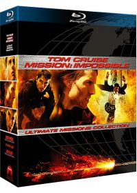 Mission : Impossible - La trilogie (Pack) - Blu-ray