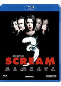 Scream 3 - Blu-ray