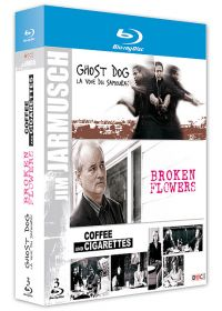 Jim Jarmusch : Ghost Dog - La voie du Samouraï + Broken Flowers + Coffee and Cigarettes (Pack) - Blu-ray