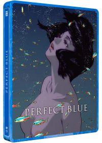 Perfect Blue (Combo Blu-ray + DVD - Édition Limitée boîtier SteelBook) - Blu-ray