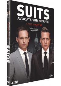 Suits - Saison 4 - DVD
