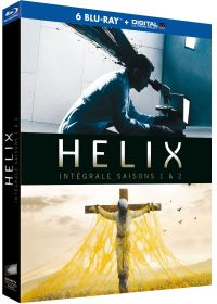 Helix - Intégrale saisons 1 & 2 (Blu-ray + Copie digitale) - Blu-ray