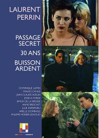 Laurent Perrin - Passage secret + 30 ans + Buisson ardent - DVD