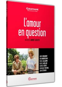 L'Amour en question - DVD