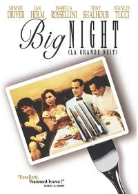Big Night - La grande nuit - DVD