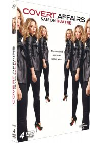 Covert Affairs - Saison 4 - DVD