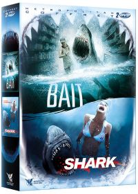 Bait + Shark (Pack) - DVD