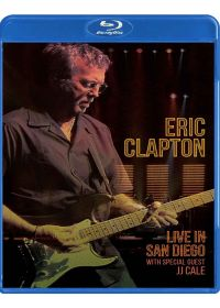 Eric Clapton - Live in San Diego with Special guest JJ Cale - Blu-ray