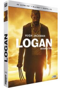 Logan (2 Blu-ray 4K Ultra HD + Blu-ray + Digital HD) - 4K UHD