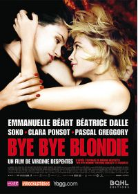 Bye Bye Blondie - DVD