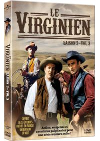 Le Virginien - Saison 3 - Volume 3 - DVD
