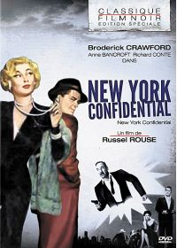 New York Confidential - DVD