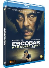 Escobar : Paradise Lost - Blu-ray