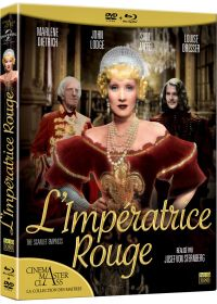 L'Impératrice rouge (Combo Blu-ray + DVD) - Blu-ray
