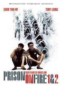 Prison on Fire 1 & 2 - DVD