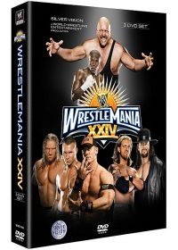 WrestleMania 24 - DVD