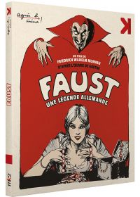 Faust (Version Restaurée) - Blu-ray