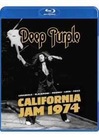 Deep Purple - California Jam 1974 - Blu-ray