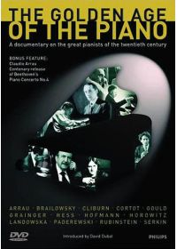 The Golden Age of the Piano - DVD