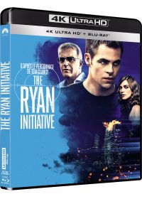 The Ryan Initiative (4K Ultra HD + Blu-ray) - 4K UHD