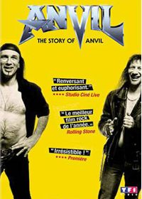 Anvil! The Story of Anvil - DVD