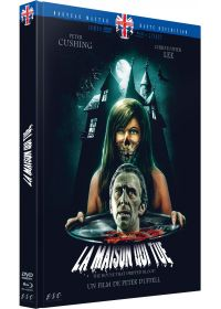 La Maison qui tue (Édition Collector Blu-ray + DVD + Livret) - Blu-ray