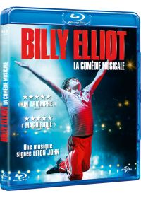 Billy Elliot, la comédie musicale - Blu-ray