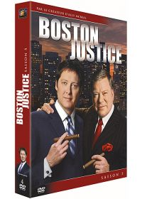 Boston Justice - Saison 5 - DVD