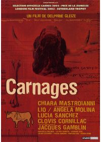 Carnages - DVD