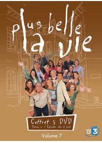 Plus belle la vie - Volume 7 - DVD