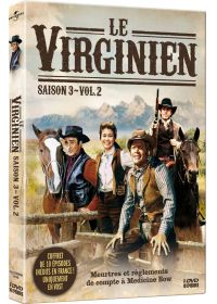 Le Virginien - Saison 3 - Volume 2 - DVD