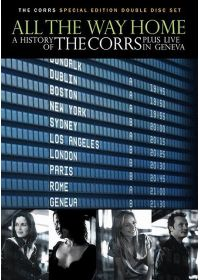 The Corrs - All The Way Home - DVD