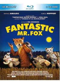 Fantastic Mr. Fox - Blu-ray