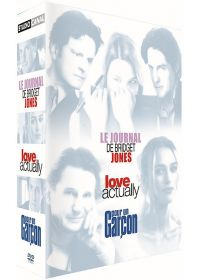 Le Journal de Bridget Jones + Love Actually + Pour un garçon - DVD
