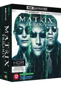 Matrix - La trilogie (4K Ultra HD + Blu-ray) - 4K UHD