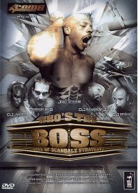 Who's the B.O.S.S. (Boss Of Scandalz Strategyz) - DVD